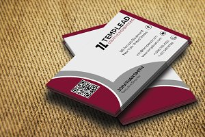 Corporate Business Card SE0292