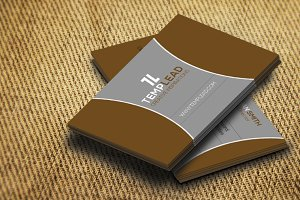 Corporate Business Card SE0294
