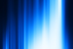 Vertical blue motion blur illustration background