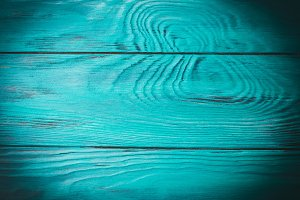 Dark green wooden textured background