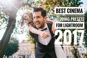 Best Wedding Cinema Presets  LR 2017