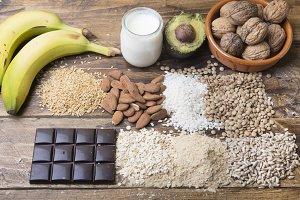 Ingredients with Magnesium