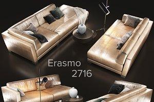 Sofa natuzzi Erasmo 2716