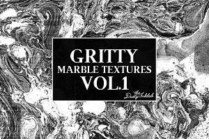 Gritty Marble Textures Vol. 1