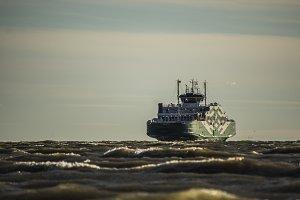 Ferry Leiger