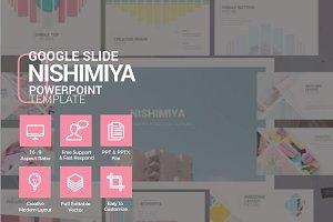Nishimiya Google Slide