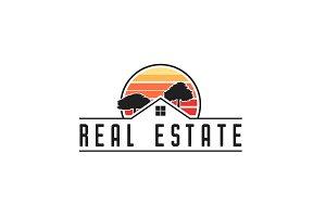 Sunset Real Estate logo