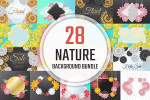 [94%OFF] 28 Nature Background