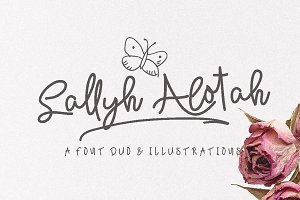 Sallyh Alotah & Illustrations
