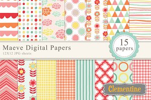 Maeve Digital Papers