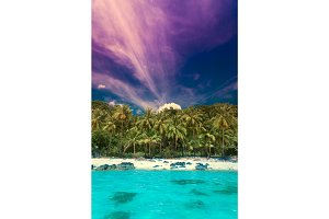 Travel background. Holiday and Vacation concept