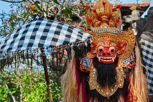 Traditional Balinese Barong