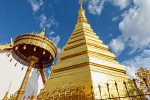 Wat Phra That Cho Hae Temple