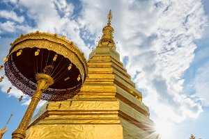 Wat Phra That Cho Hae Temple