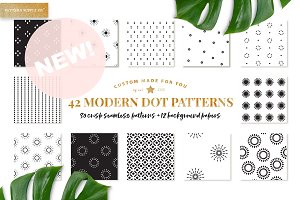Modern Dot Patterns