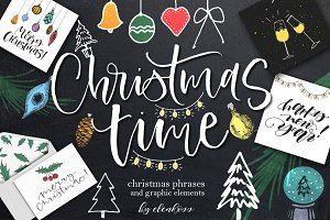 Christmas Time! Quotes & Graphic