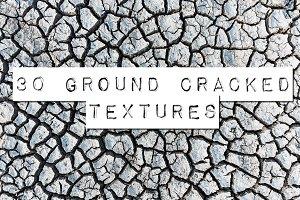 30 Cracked ground textures