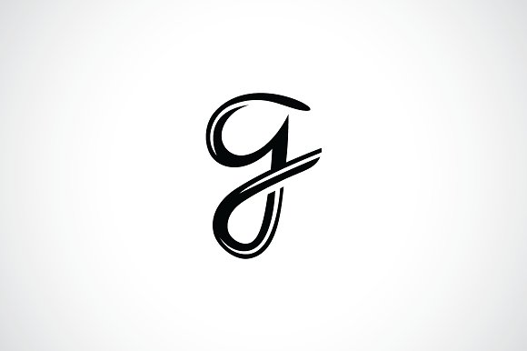 Letter g logo template ~ logo templates ~ creative market