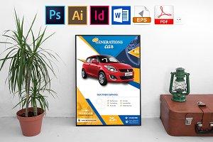 Posters | Rent A Car Vol-01