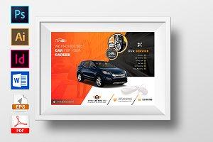 Posters | Rent A Car Vol-02