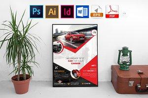 Posters | Rent A Car Vol-03