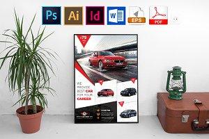 Posters | Rent A Car Vol-04