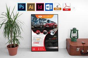 Posters | Rent A Car Vol-05