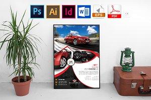Posters | Rent A Car Vol-06