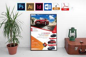 Posters | Rent A Car Vol-07