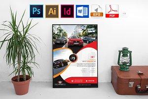 Posters | Rent A Car Vol-09