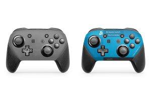 Nintendo Switch Pro Controller Skin