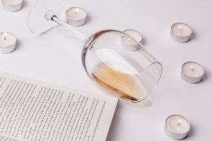 Relax white wine