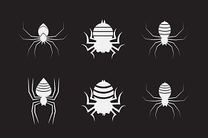 Vector group of spiders.