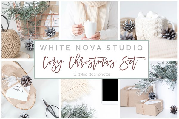 Cozy Christmas Set