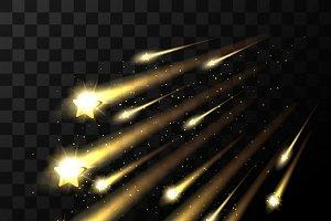 Twinkle stars in universe