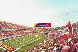 NFL Stadium Display Mock-up #8