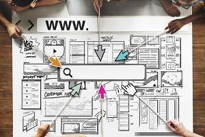 Sketch Business Start Up Ideas