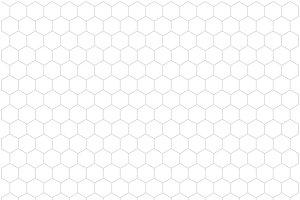Hexagon Paper for Chemistry