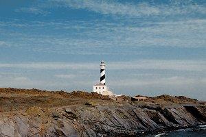 Menorca Lighthouse Favaritx