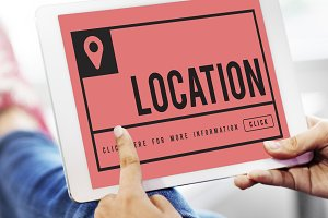 Location Navigation Destination