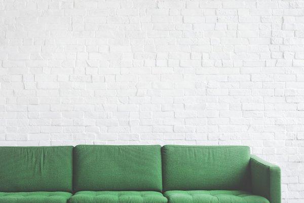 Sofa Furniture Modern Interior