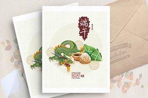 Dragon shinese festival