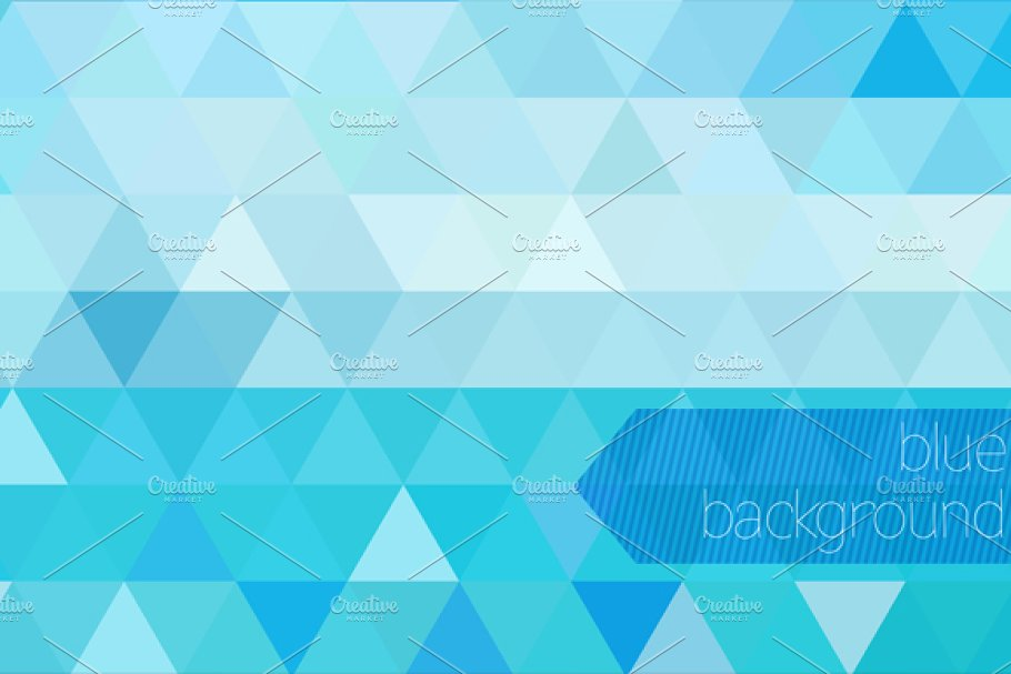 Geometric abstract backgrounds in Patterns - product preview 8
