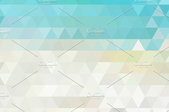 Geometric abstract backgrounds in Patterns - product preview 1