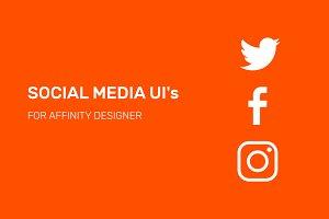 Social Media UI Bundle