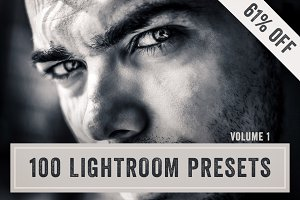 61% Off - 100 Lightroom Presets v1