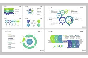 Annual Report Diagram Set