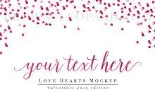Mockup - Valentines theme (47)