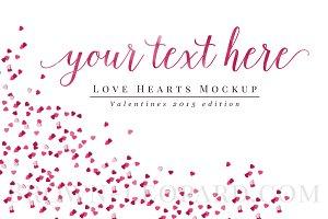 Mockup - Valentines theme (49)