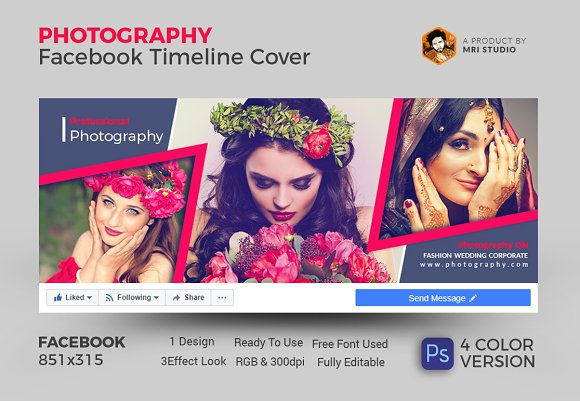 Photography Facebook Timeline Cover Facebook Templates Creative